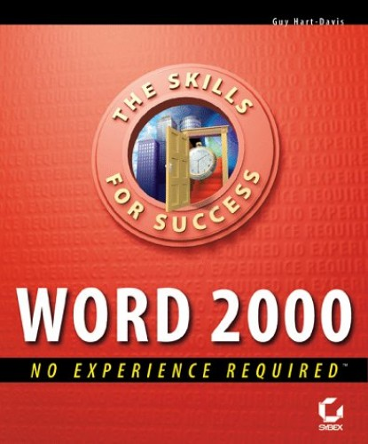 Word 2000 By Guy Hart- Davis