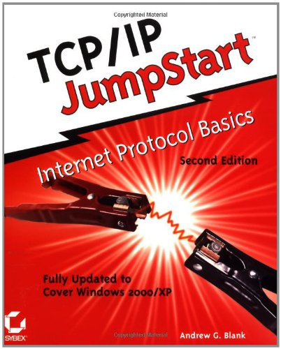 TCP/IP JumpStart By Andrew Blank