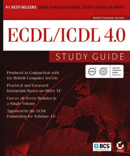 ECDL/ICDL 4.0 Study Guide By J. F. Lancaster