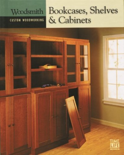 Bookcases, Shelves and Cabinets by Glen B. Ruh