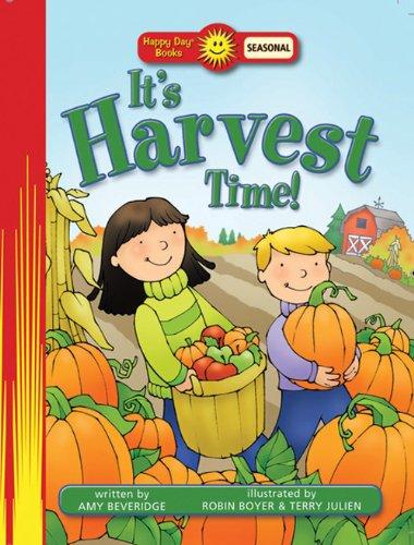It's Harvest Time! By Amy Beveridge