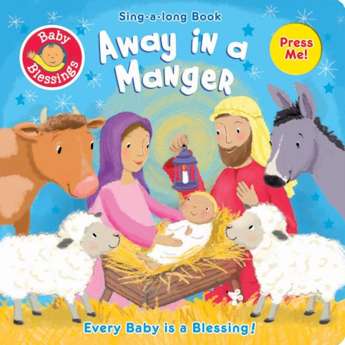 Away in a Manger By Illustrated by Mandy Stanley (University of South Australia Australia)