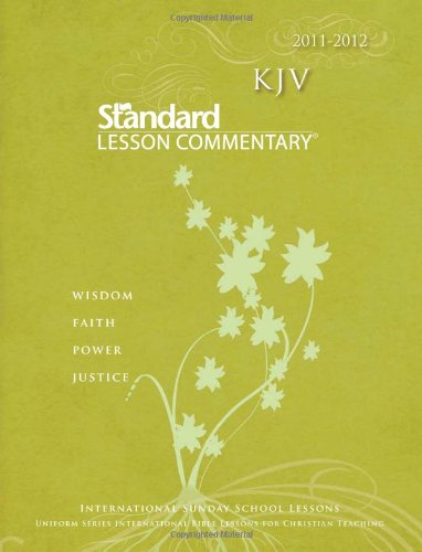 KJV Standard Lesson Commentary By Ronald L Nickelson