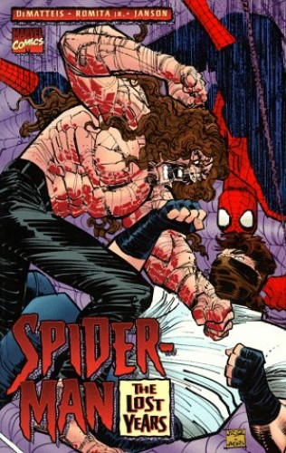 Spider-Man: the Lost Years Balance By J. M. DeMatteis