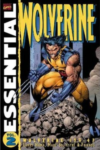 Essential Wolverine By Bob Harras