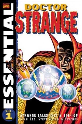 Essential Doctor Strange Volume 1 Tpb By Stan Lee