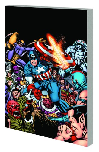 Essential Captain America Vol. 2 (revised Edition) By Stan Lee
