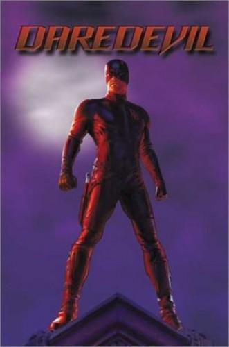 Daredevil By Bruce Jones