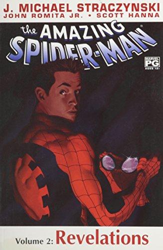 The amazing Spider-Man vol 2: Revelations By j-michael-straczynski