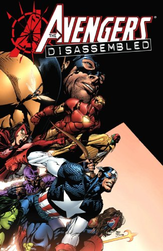Avengers: Disassembled TPB Text by Brian Michael Bendis