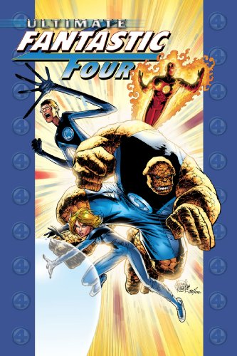 Ultimate Fantastic Four Vol.3 By Warren Ellis