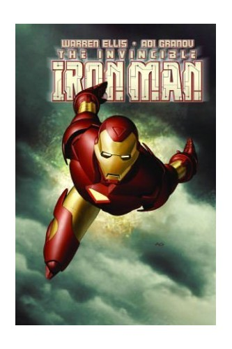 Iron Man: Extremis By Warren Ellis
