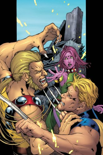 Exiles Vol.10: Age Of Apocalypse By Illustrated by Jim Calafiore