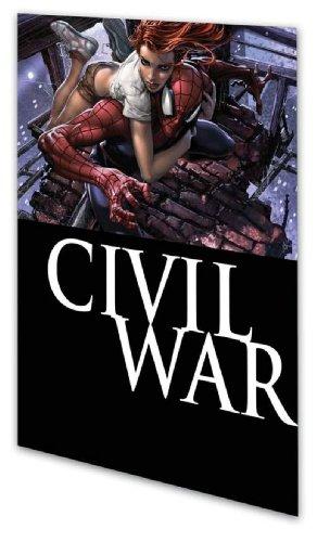Civil War: Peter Parker, Spider-man By Clayton Crain