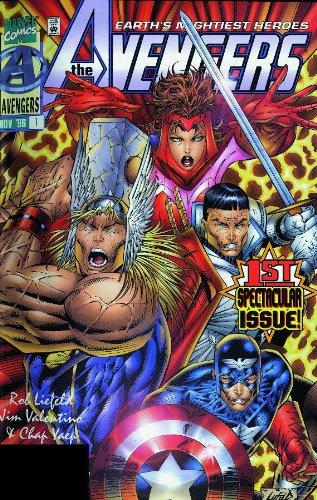 Heroes Reborn: Avengers By Jeph Loeb