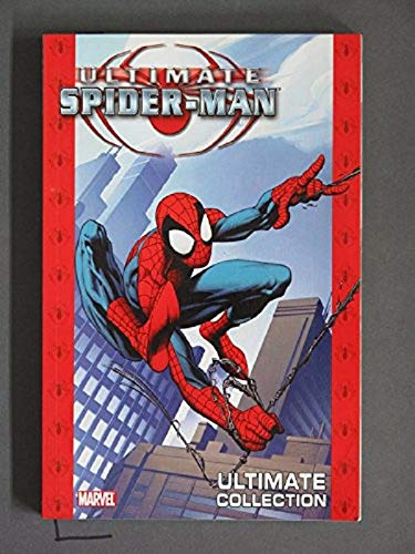 Ultimate Spider-man Ultimate Collection - Book 1 By Text by Brian Michael Bendis