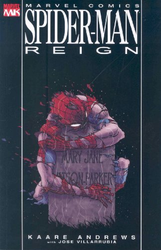 Spider-man: Reign By Text by Kaare Andrews