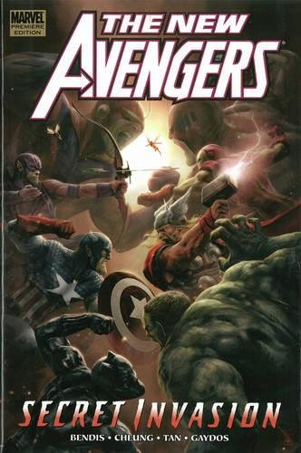 New Avengers Vol.9: Secret Invasion - Book 2 By Brian Michael Bendis