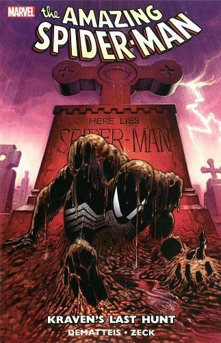 Spider-man: Kraven's Last Hunt By Text by J. M. DeMatteis
