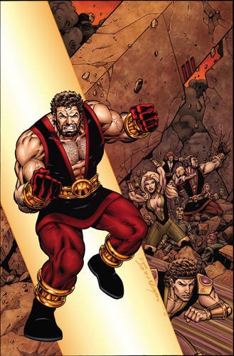 Hercules: Twilight Of A God By Bob Layton