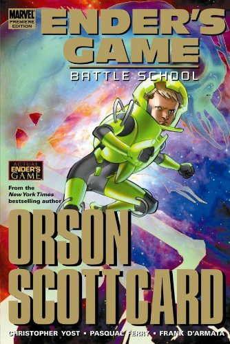 Ender's Game: Battle School By Text by Christopher Yost