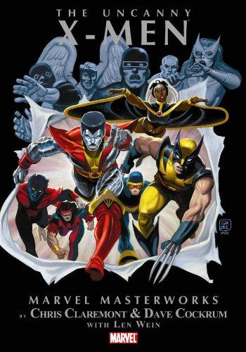 Marvel Masterworks: The Uncanny X-men Vol.1 By Illustrated by John Byrne