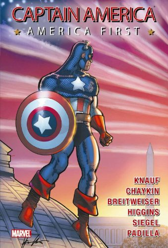 Captain America: America First By Illustrated by Howard Chaykin