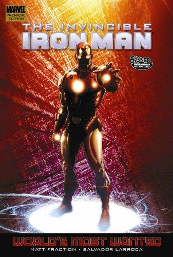 Invincible-Iron-Man-Volume-3-World-039-s-Most-Wanted-by-Fraction-Matt-Hardback