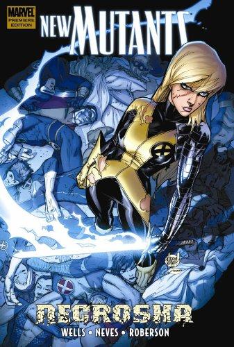 New Mutants: Necrosha By Zeb Wells