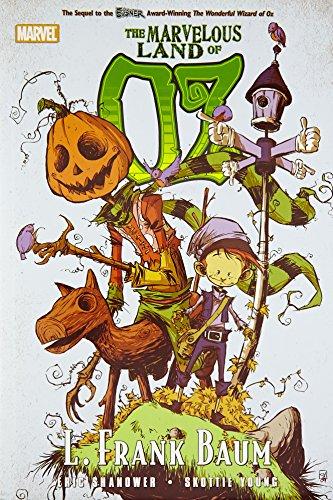 Oz: The Marvelous Land Of Oz By Eric Shanower