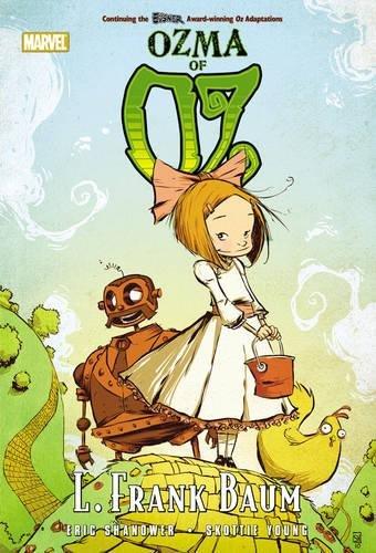 Oz: Ozma Of Oz By Eric Shanower