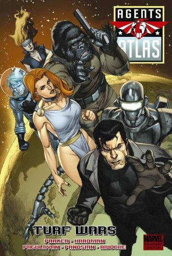 Agents Of Atlas: Turf Wars By Jeff Parker