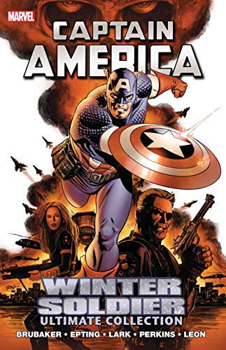 Captain America: Winter Soldier Ultimate Collection TPB (Captain America (Unnumbered Paperback)) By Text by Ed Brubaker