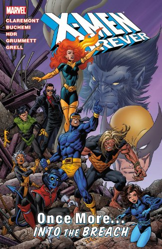 X-men Forever Vol. 5 By Chris Claremont