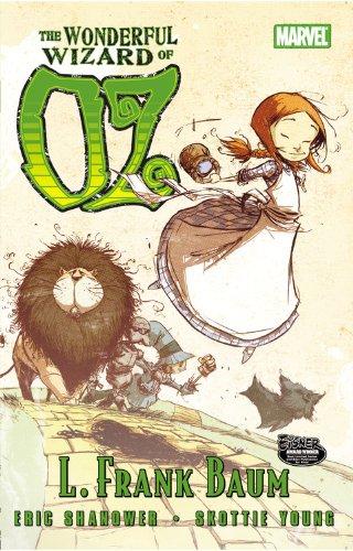 Oz: The Wonderful Wizard Of Oz By Eric Shanower