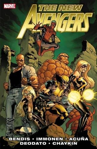 New Avengers By Brian Michael Bendis - Vol. 2 By Stuart Immonen