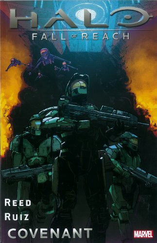 Halo - Fall Of Reach: Covenant By Brian Reed