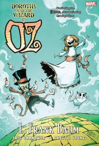 Oz: Dorothy & The Wizard In Oz By Eric Shanower