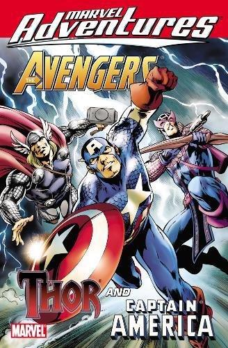 Marvel Adventures Avengers By Paul Tobin