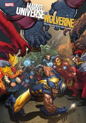 Marvel Universe Vs. Wolverine By Jonathan Maberry