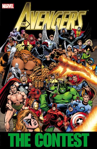 Avengers: The Contest By Bill Mantlo