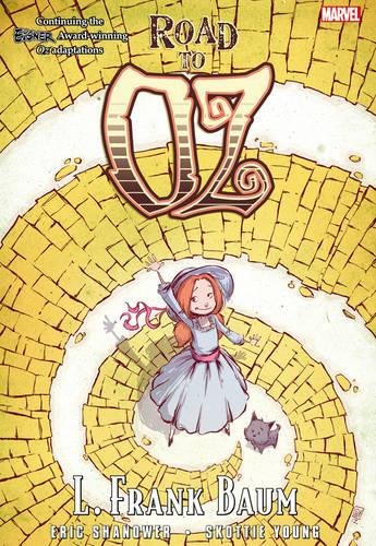 Oz: Road To Oz By Eric Shanower