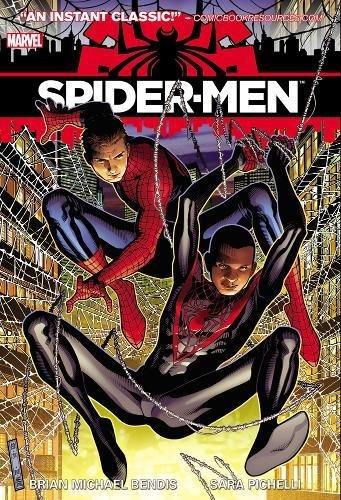 Spider-men By Brian M Bendis
