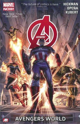 Avengers Volume 1: Avengers World (Marvel Now) (Avengers (Marvel Now)) By Jonathan Hickman
