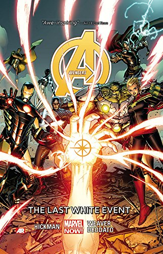 Avengers Volume 2: The Last White Event By Mike Deodato