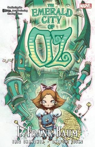 Oz: The Emerald City Of Oz By Eric Shanower
