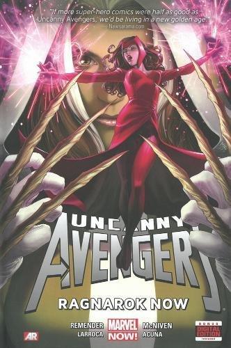 Uncanny Avengers Volume 3: Ragnarok Now (marvel Now) By John Cassaday