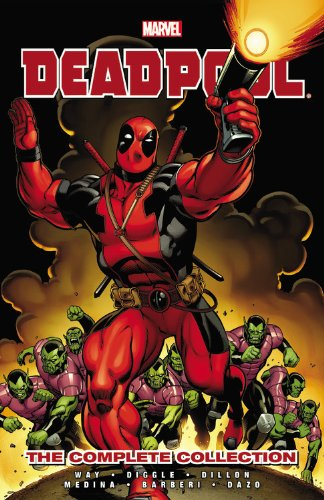 Deadpool By Daniel Way: The Complete Collection Volume 1 by Andy Diggle