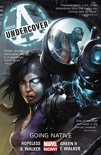 Avengers Undercover, Volume 2 By Text by Dennis Hopeless