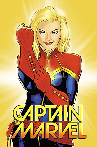 Captain Marvel Volume 1: Higher, Further, Faster, More By By (artist) David Lopez